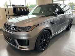 New 2020 Land Rover Range Rover Sport HSE Dynamic SUV For Sale in Hartford, CT