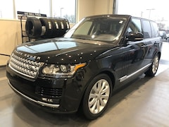 2017 Land Rover Range Rover 3.0L V6 Supercharged HSE SUV For Sale in Hartford, CT