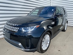 Used 2017 Land Rover Discovery HSE LUXURY SUV For Sale in Hartford, CT
