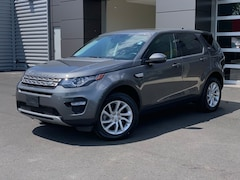 Used 2016 Land Rover Discovery Sport HSE SUV For Sale in Canton, CT