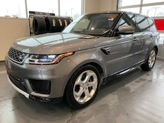 New 2020 Land Rover Range Rover Sport HSE PHEV SUV For Sale in Hartford, CT