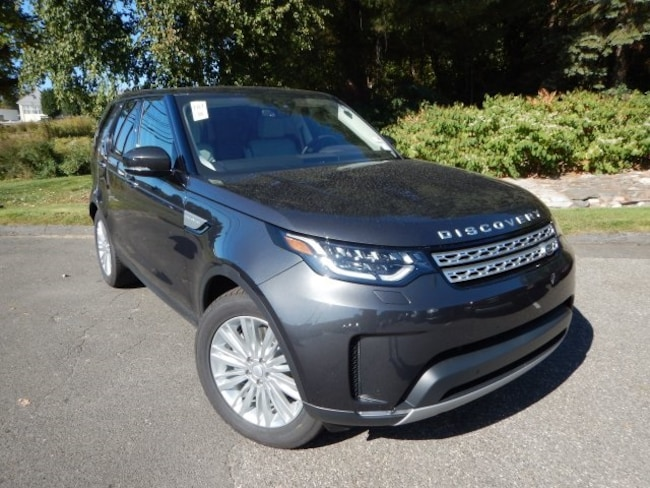 2017 Land Rover Discovery HSE Luxury SUV