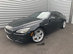 Used 2016 BMW 640i xDrive Gran Coupe for Sale in Simsbury, CT
