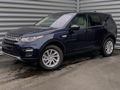 New 2019 Land Rover Discovery Sport HSE SUV For Sale in Hartford, CT