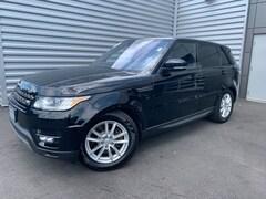 2016 Land Rover Range Rover Sport 3.0L V6 Supercharged SE SUV For Sale in Hartford, CT