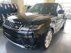 New 2020 Land Rover Range Rover Sport HSE SUV For Sale in Hartford, CT