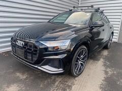 Used 2020 Audi SQ8 4.0T Premium Plus SUV for Sale in Simsbury, CT