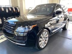 2017 Land Rover Range Rover 3.0L V6 Turbocharged Diesel HSE Td6 SUV For Sale in Hartford, CT