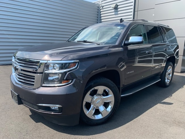 Used 2015 Chevrolet Tahoe LTZ SUV for Sale in Simsbury, CT