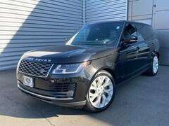 2018 Land Rover Range Rover 5.0L V8 Supercharged SUV For Sale in Hartford, CT