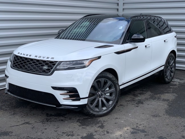 New 2019 Land Rover Range Rover Velar R-Dynamic SE SUV for Sale in Simsbury, CT
