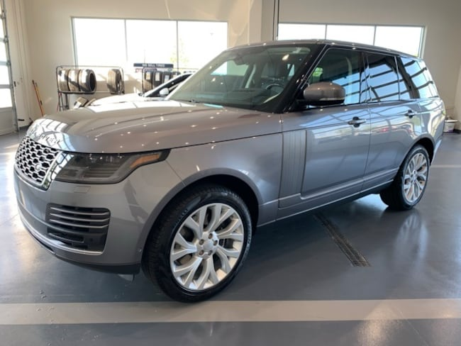 New 2020 Land Rover Range Rover HSE SUV for Sale in Simsbury, CT