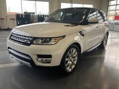 2017 Land Rover Range Rover Sport 3.0L V6 Turbocharged Diesel SE Td6 SUV For Sale in Canton, CT