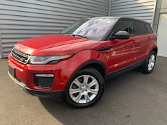 Used 2016 Land Rover Range Rover Evoque SE SUV for Sale in Simsbury, CT