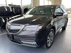 Used 2014 Acura MDX 3.5L Technology Package (A6) SUV for Sale in Simsbury, CT