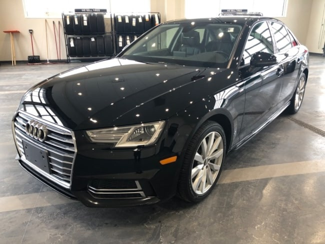 Used 2018 Audi A4 2.0T Sedan for Sale in Simsbury, CT