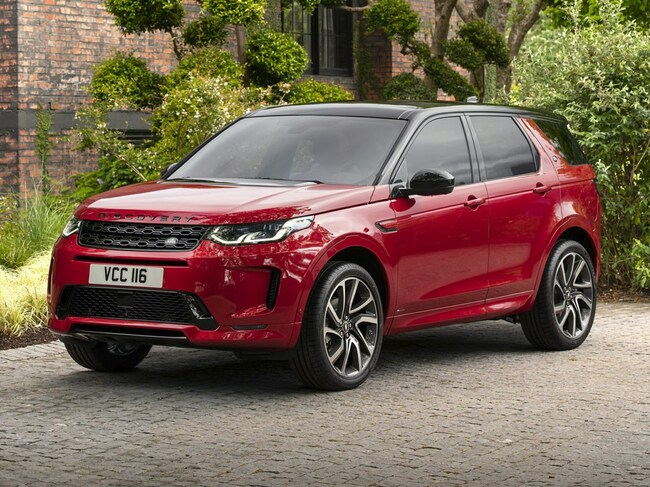 2020 Land Rover Discovery Sport R-Dynamic HSE SUV