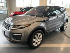Used 2017 Land Rover Range Rover Evoque SE SUV for Sale in Simsbury, CT