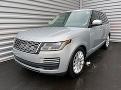 New 2020 Land Rover Range Rover HSE SUV For Sale in Hartford, CT