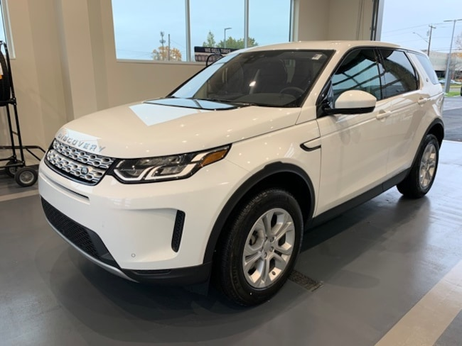 2020 Land Rover Discovery Sport Standard SUV