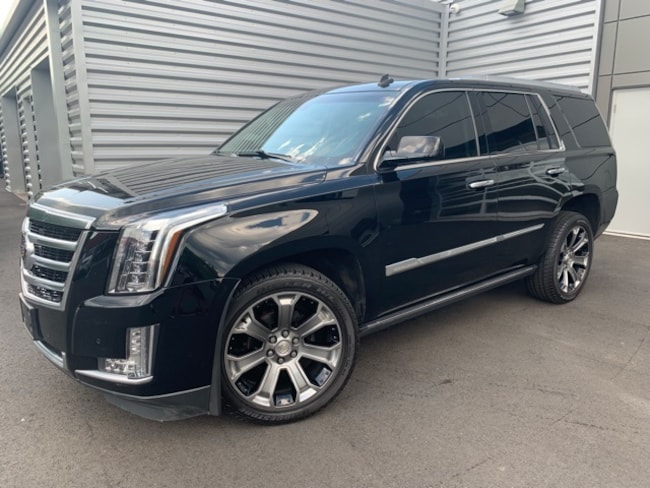 Used 2015 CADILLAC Escalade Premium SUV for Sale in Simsbury, CT