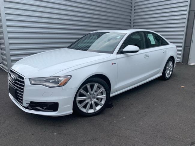 Used 2016 Audi A6 3.0T Premium Plus Sedan for Sale in Simsbury, CT
