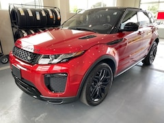 Used 2017 Land Rover Range Rover Evoque HSE Dynamic SUV for Sale in Simsbury, CT