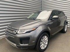 Used 2019 Land Rover Range Rover Evoque SE SUV for Sale in Simsbury, CT