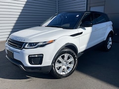 Used 2018 Land Rover Range Rover Evoque SE SUV For Sale in Hartford, CT