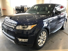 2014 Land Rover Range Rover Sport 3.0L V6 Supercharged HSE SUV For Sale in Canton, CT