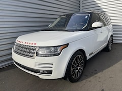 2016 Land Rover Range Rover 3.0L V6 Supercharged HSE SUV For Sale in Hartford, CT