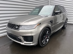 New 2021 Land Rover Range Rover Sport HSE Dynamic SUV For Sale in Hartford, CT