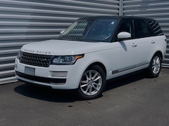 Used 2016 Land Rover Range Rover 3.0L V6 Turbocharged Diesel Td6 SUV For Sale in Canton, CT