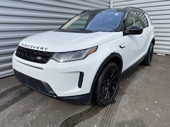 New 2021 Land Rover Discovery Sport SE SUV For Sale in Hartford, CT