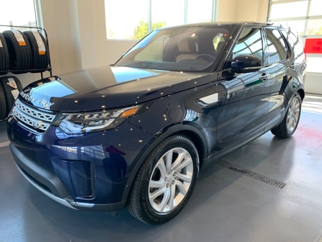 New 2020 Land Rover Discovery HSE Luxury SUV for Sale in Simsbury, CT