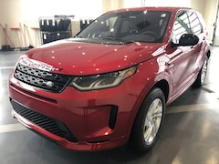 New 2020 Land Rover Discovery Sport R-Dynamic S SUV For Sale in Hartford, CT