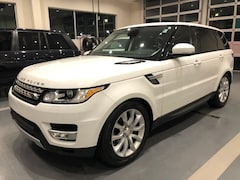 2014 Land Rover Range Rover Sport 5.0L V8 Supercharged SUV For Sale in Canton, CT