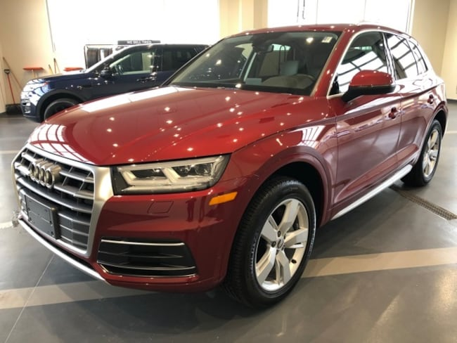 Used 2018 Audi Q5 2.0T SUV for Sale in Simsbury, CT