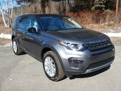 New 2018 Land Rover Discovery Sport SE SUV For Sale in Canton, CT