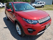 2016 Land Rover Discovery Sport HSE SUV