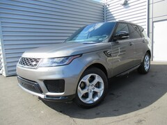Used 2018 Land Rover Range Rover Sport HSE Td6 SUV For Sale in Hartford, CT