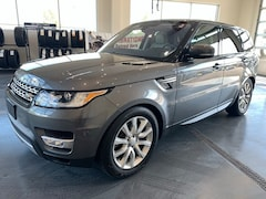 2016 Land Rover Range Rover Sport 3.0L V6 Supercharged HSE SUV For Sale in Canton, CT