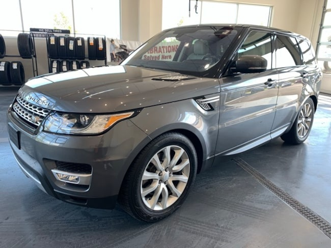 2016 Land Rover Range Rover Sport 3.0L V6 Supercharged HSE SUV