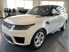 New 2020 Land Rover Range Rover Sport HSE SUV for Sale in Simsbury, CT
