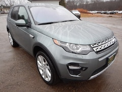 2017 Land Rover Discovery Sport HSE SUV For Sale in Canton, CT
