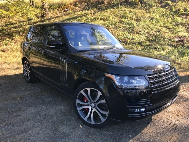 2017 Land Rover Range Rover 5.0 Supercharged SV Autobiography Dynamic SUV