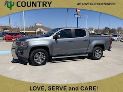 Used 2018 Chevrolet Colorado Z71 Truck Crew Cab in Pampa, TX