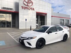 New 2020 Toyota Camry Nightshade Sedan in Pampa, TX