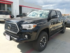 New 2019 Toyota Tacoma TRD Off Road V6 Truck Double Cab in Pampa, TX
