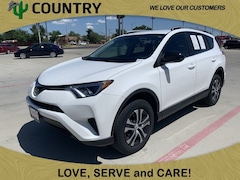 Used 2017 Toyota RAV4 LE SUV in Pampa, TX